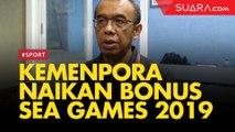 Tembus Target Medali, Kemenpora Naikan Bonus SEA Games 2019