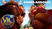 VIC LE VIKING - Vidéo 1 - Bande-annonce Animation
