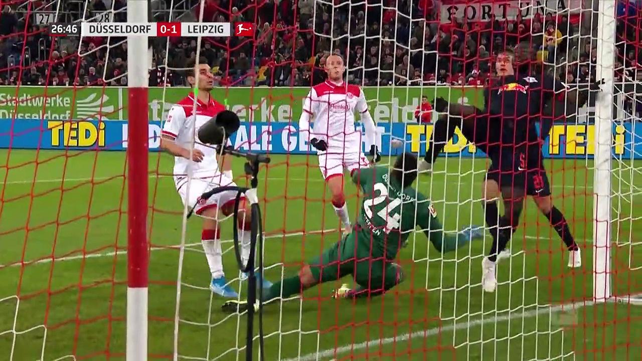Fortuna Düsseldorf - RB Leipzig (0-3) - Maç Özeti - Bundesliga 2019/20