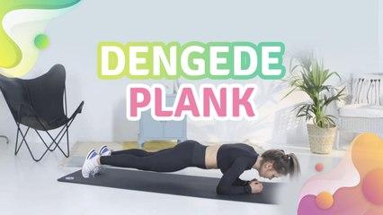 Dengede plank -  Sağlığa bir Adım