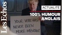 Boris Johnson : son clip parodique de « Love Actually » ne fait pas l'unanimité