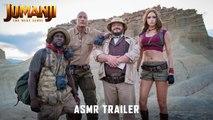 Jumanji: The Next Level ASMR Trailer (2019) Dwayne Johnson, Jack Black Action Movie HD