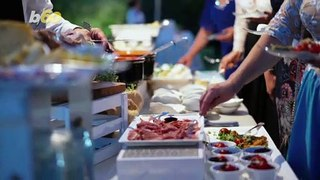 Holiday Buffets Do's and Don'ts: From How Much to Serve to Double Dipping