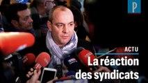 Réforme des retraites : les syndicats réagissent aux annonces d'Edouard Philippe