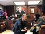 Valinin davranışına CHP'li vekilden övgü: Bize böyle valiler lazım