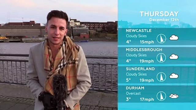 WEATHER: December 12th 2019