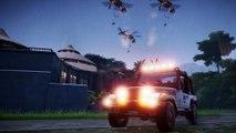Jurassic World : Retour à Jurassic Park, le DLC se présente en vidéo
