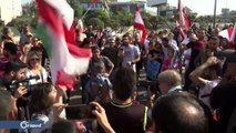 تواصل المظاهرات في طرابس اللبنانية وقطع الطرقات من قبل المحتجين