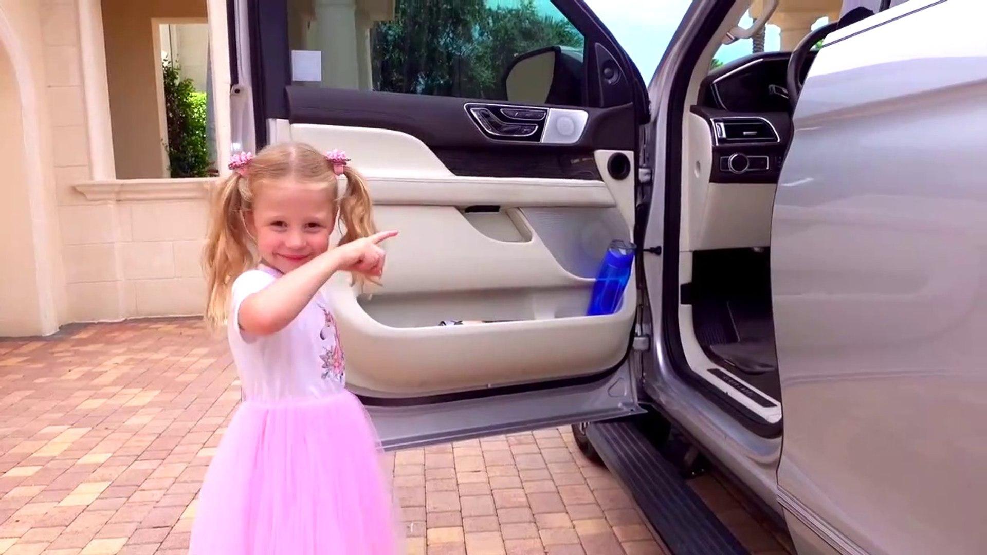 ستايسي وقواعد السلوك للأطفال - أغاني الأطفال ، وتعلم الألوان ، والتظاهر اللعب ، والفيديو للأطفال ، ح