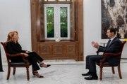 فضيحة بشار الأسد مع القناة الإيطالية: انهيار البروتوكول الرئاسي! - هنا سوريا