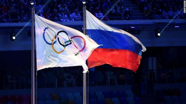 Russia has received a four-year ban from Olympics over doping