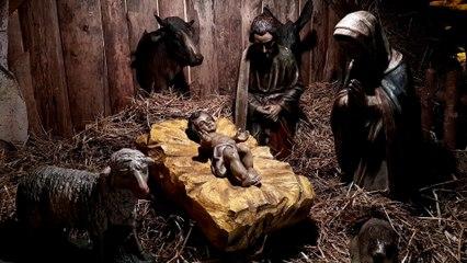 Magie de Noël : de Bethléem à Bourtzwiller