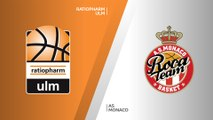 ratiopharm Ulm - AS Monaco Highlights | 7DAYS EuroCup, RS Round 9