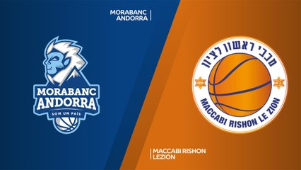 7Days EuroCup Highlights Regular Season, Round 9: Andorra 84-61 Rishon