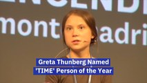 Greta Thunberg Gets Magazine Recognition