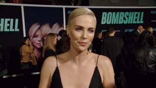 'Bomshell' Premiere: Charlize Theron