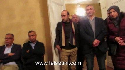 حركة فتح - منطقة برلين تقيم بيت عزاء للأخ القائد أحمد عبد الرحمن