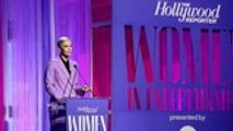 Charlize Theron Presents Scholarships at The Hollywood Reporter's Power 100 Women in Entertainment