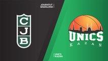 Joventut Badalona - UNICS Kazan Highlights | 7DAYS EuroCup, RS Round 9
