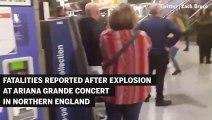 Terror en Manchester  19 muertos y más de 50 heridos en un atentado en un concierto de Ariana Grande