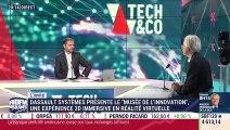 """Frédéric Vacher (Dassault Systèmes) : Dassault Systèmes présente le """"Musée de l'Innovation"""", une expérience 3d immersive en réalité virtuelle - 11/12"""