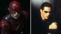 Warner Bros. Unveils Release Dates for 'Flash' and 'Matrix 4' | THR News