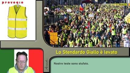 Arnaud - Lo Stendardo Giallo è levato (2019) sottotitula