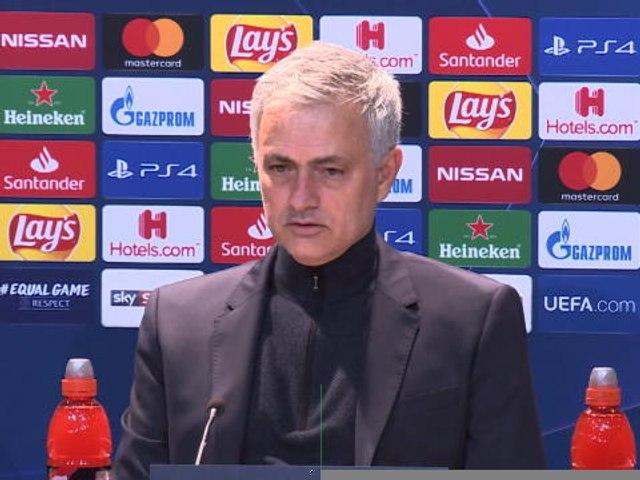 "Tottenham - Mourinho : ""Revenir à Munich pour un vrai match"""