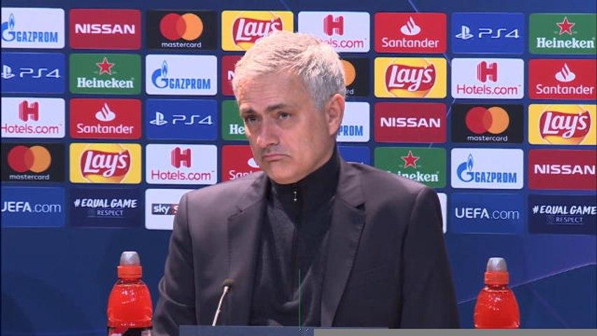 """Tottenham - Mourinho : """"J'aurais préféré un meilleur résultat"""""""