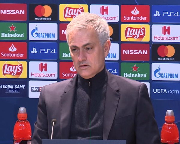 """Tottenham - Mourinho : """"Nous sommes l'une des meilleures équipes du 2e groupe"""""""