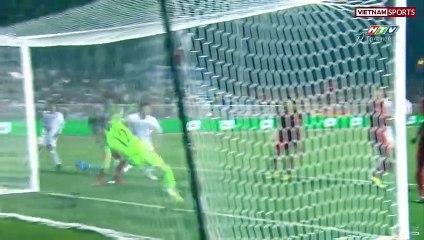Highlights Việt Nam 3 0 Indonesia Văn Hậu lập cú đúp siêu đẳng U22 VN vô địch Sea Games lịch sử