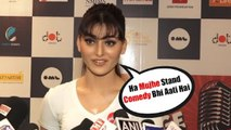 Urvashi Rautela LOOKING GOURGOUES At Green Carpet For Comics For Change