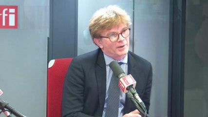 Marc Fesneau - RFI jeudi 12 décembre 2019