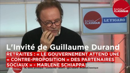 Marlène Schiappa - Radio Classique jeudi 12 décembre 2019