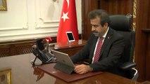 """Diyarbakır Valisi Güzeloğlu, AA'nın """"Yılın Fotoğrafları"""" oylamasına katıldı"""