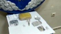 Yol kontrolünde 520 gram eroin ele geçirildi