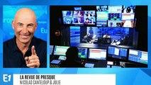"""Édouard Philippe résume la réforme des retraites : """"Vous allez bosser plus longtemps et pour moins de sous !"""" (Canteloup)"""