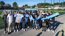 OM Nation Tel Aviv en visite à Marseille