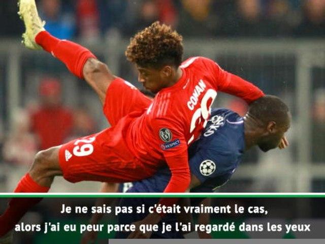 """Bayern - Kimmich : """"J'ai eu peur pour Coman"""""""