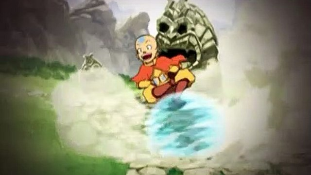 Avatar The Last Airbender S02E03 Return to Omashu