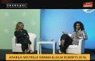Cerita Sebalik Berita: Apabila Michelle Obama & Julia Roberts di KL