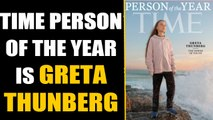 Time person of 2019: Climate activist Greta Thunberg is youngest to be named