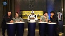 #PSGFANROOM avec Orange - J. Draxler & Marquinhos - Le Quiz (Épisode 2/2)