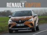 Essai Renault Captur 1.0 TCe 100 Intens (2019)