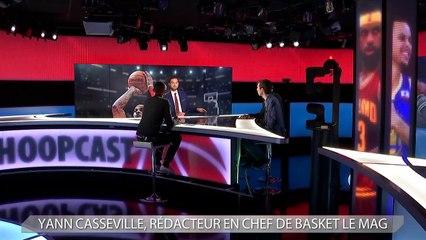 Yann Casseville, rédacteur en chef de Basket le Mag