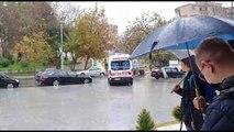 Sherr në Vlorë, 4 të rinj futen në Pallatin Labëria dhe rrahin një adoleshent, një vajze i bie të fi