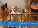 Pas Le Temps, Prison Break