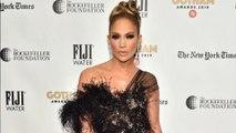 Nommée pour la première fois aux SAG Awards, Jennifer Lopez se laisse submerger par l'émotion