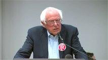 Bernie Sanders Bounces Back