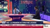 BCE: la première de Christine Lagarde - 12/12